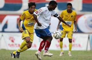 Edilson atacante do Bahia
