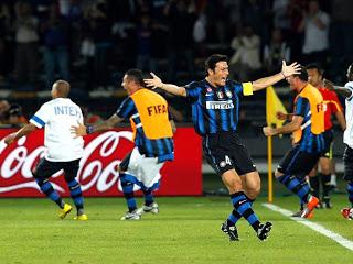 Inter de Milão 3 x 0 Mazembe