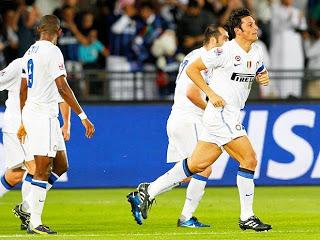 Inter de Milão 3 x 0 Seongnam
