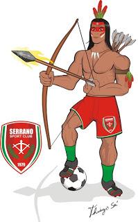 mascote do Serrano