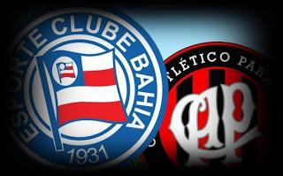 Atlético x Bahia