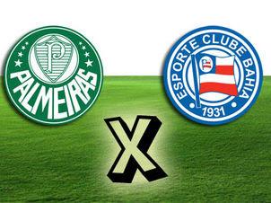 Palmeiras vs Bahia
