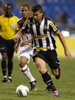 Elkeson do Botafogo