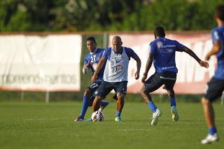 Com Nílton  Confira o provável Bahia para enfrentar o Atlético Cerro ... d225230246a2b