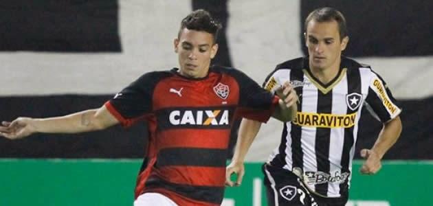 Jorginho satisfeito com o desempenho do Vitória 090305dcbb071