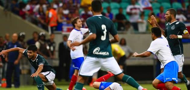 Bahia 1 x 0 Goiás: Veja os melhores momento da partida