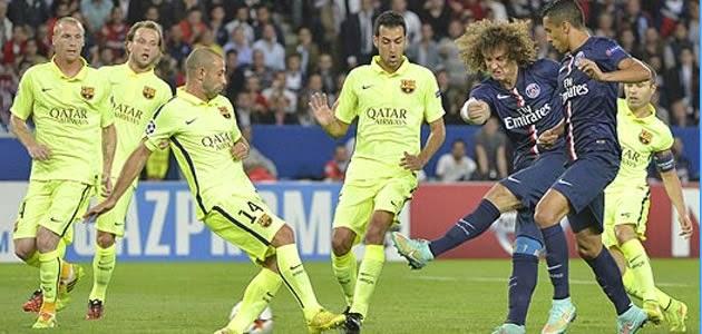 Paris Saint Germain 3 X 2 Barcelona Veja Os Gols