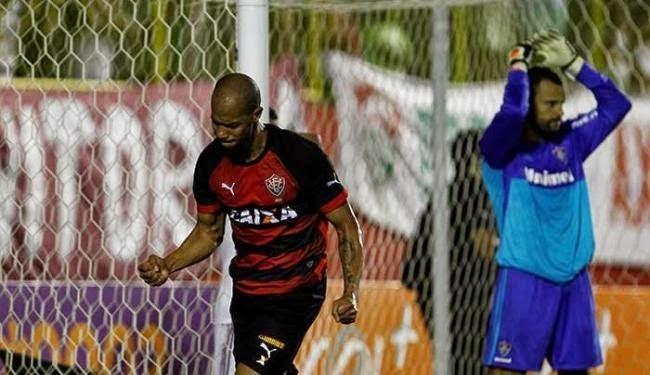 O Esporte Clube Vitória arrancou um importantíssimo resultado hoje à noite 101c5fad1aa54