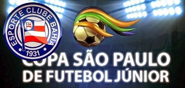 Copa São Paulo  Bahia x Fluminense 15b0e470e2cce