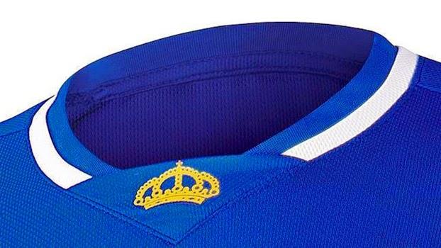 Nova camisa do Cruzeiro terá coroa na gola 73ef985f748c7