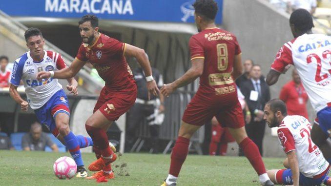 150c4c42e7 Fluminense 1 x 1 Bahia  Veja os melhores momentos