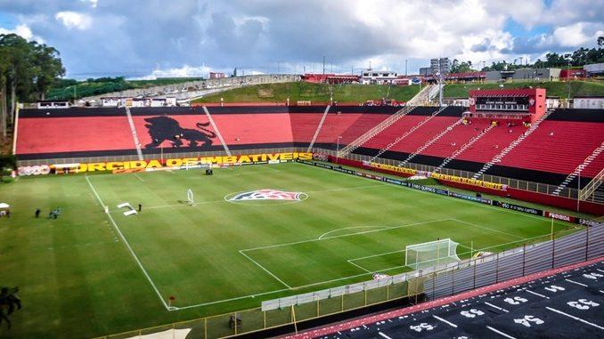 Estádio e Orgulho da torcida do Vitória completa 31 anos 9c295170d6fe4