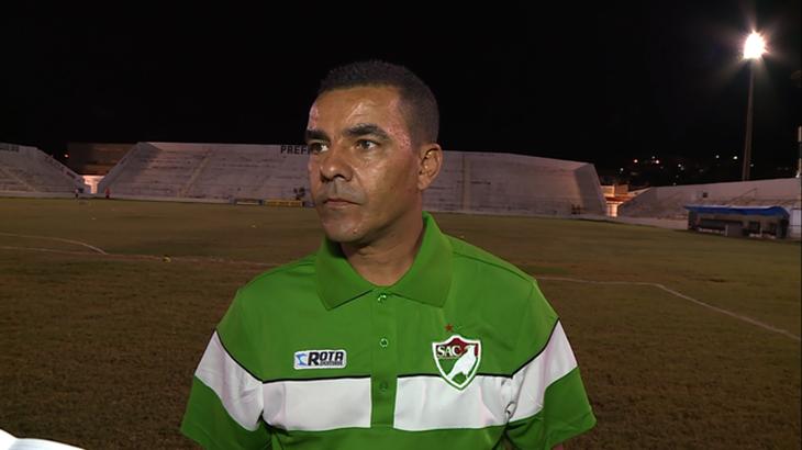 Evandro Guimarães tecnico – Futebol bahiano
