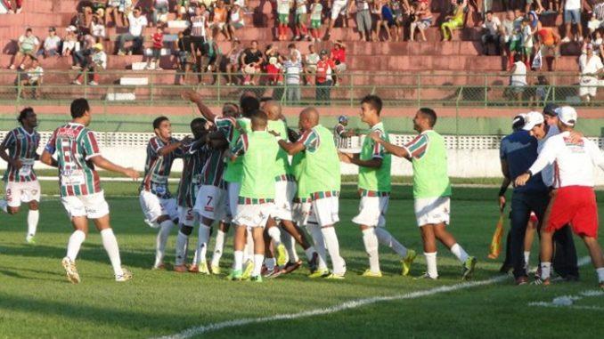 Fluminense (BA) anuncia novo patrocinador de material esportivo 82be9b6f09c7d