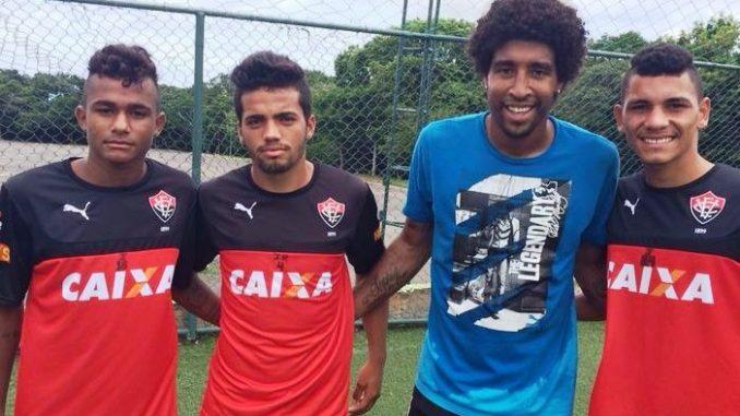 8008e46bba764 Atacante revelado no Vitória acerta com o Jacuipense para 2018
