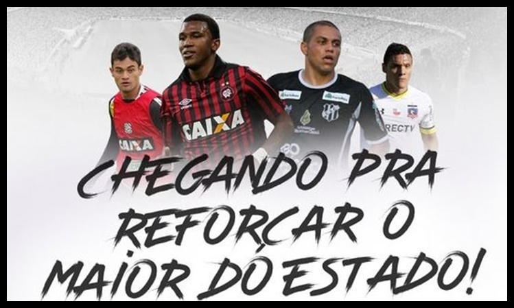 Reforços do Ceará