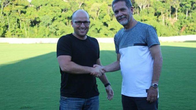 Presidente do Esporte Clube Vitória