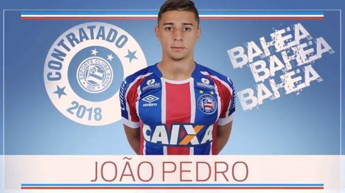 eb61ebdaee À todo vapor! Bahia anuncia sua 6ª contratação para temporada 2018