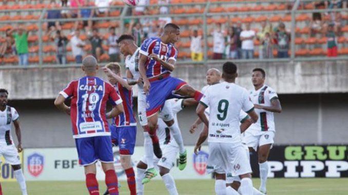 """Veja os """"melhores momentos"""" do jogo Bahia 0 x 0 Fluminense em Pituaçu 2d377fd20bd02"""