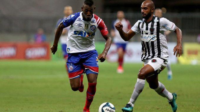 Belo estraga-prazer. Bahia 0x1 Botafogo-PB 63533a35689fb
