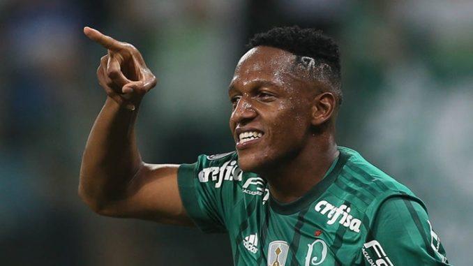 Palmeiras vende zagueiro yerry mina ao barcelona por r 457 milhes stopboris Choice Image
