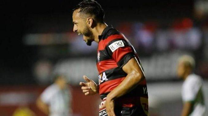 Meia do Vitória na mira do Flamengo para a temporada 2018 f00b95c0ea5e2