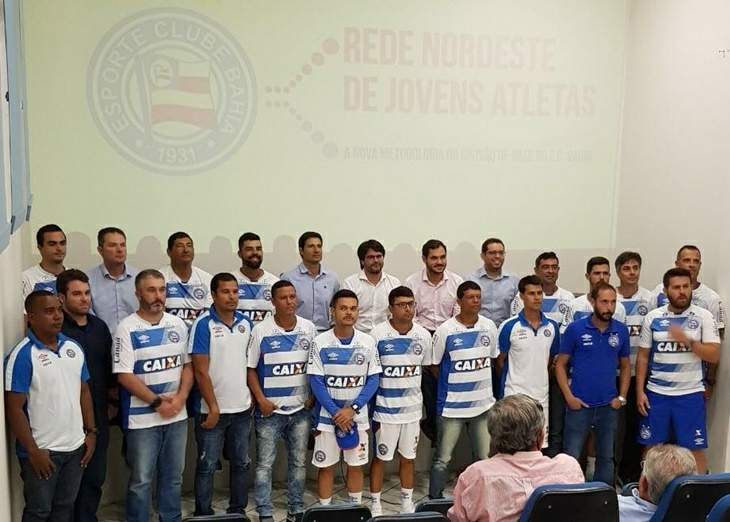 Divisão de base do Bahia – futebol bahiano