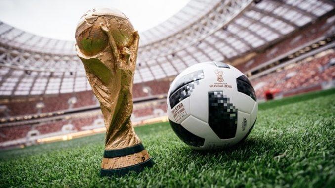 bc3c95bd43 Bola da Copa do Mundo terá chip embutido