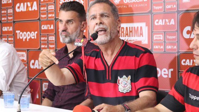 3932e087c166f Vitória cogita usar o time Sub-23 no Campeonato Baiano de 2019