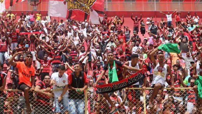 bcfcea403a Mesmo com promoção  4 mil ingressos vendidos para Vitória x São Paulo