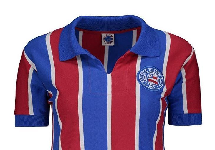 1ae1f468950af Bahia faz parceria com a Bomache e lança novos uniformes em agosto