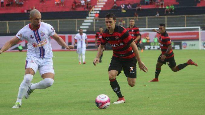 af84393580 Vitória vence o Bahia de Feira e é o 1º finalista do Campeonato Baiano.