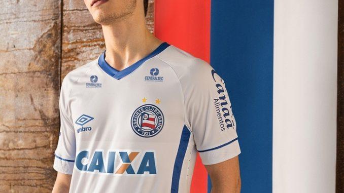 772402db8f6a0 Umbro finalmente apresenta ao torcedor o mais novo uniforme do Bahia