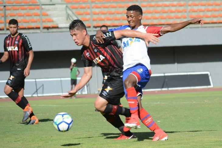 Bahia x Atletico - Copa do Brasil sub 20 - futebol bahiano  eb3a988603680