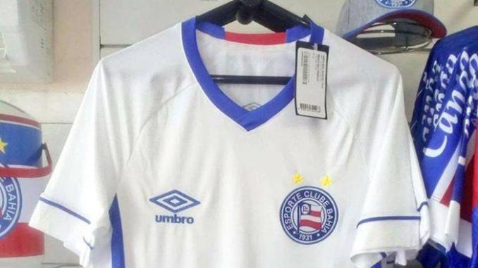 Suposta camisa do Bahia em homenagem à Rússia vaza na internet 4db682c848f33