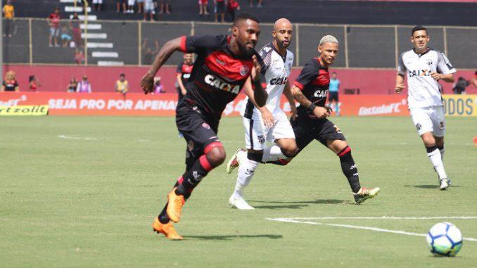 Veja os gols de Vitória 2 x 1 Ceará no Barradão 55114ac74f556