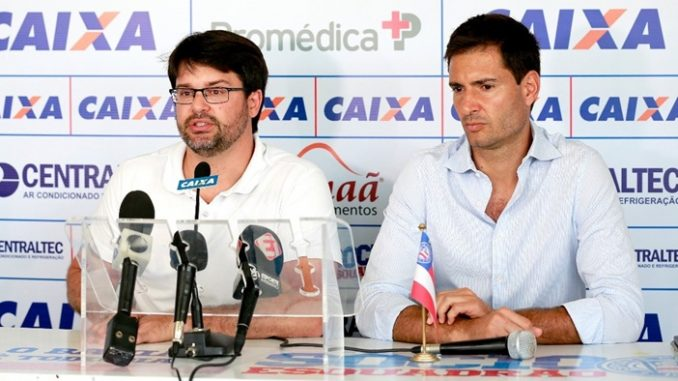 Bahia busca treinador com novas ideias e não para apagar o incêndio f81308bd439b4