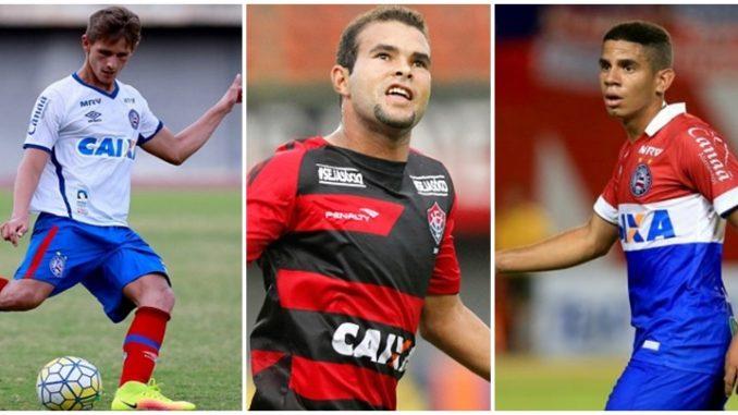 Bahia e Vitória têm experiências desastrosas com jogadores da base 2a6073f9de9c4