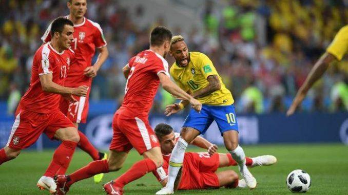 Seleção Brasileira joga o feijão com arroz básico 5c5408469a9e5