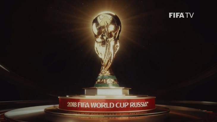 Vinheta da Copa do Mundo da russia
