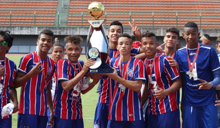 bahia Sub-15 2015