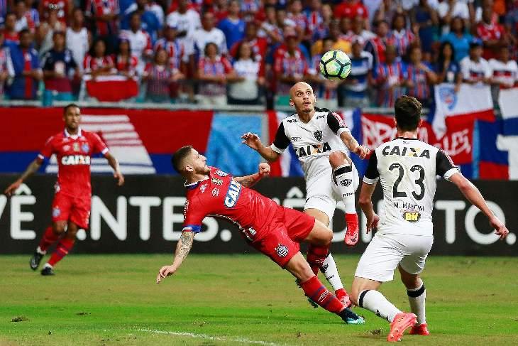 Bahia x Atlético MG