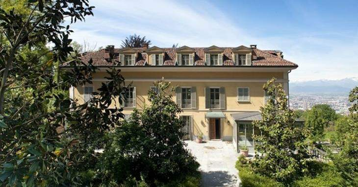 Casa de Cristiano Ronaldo na Italia (3)