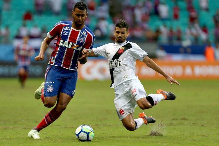 Vasco x Bahia Copa do Brasil 2018