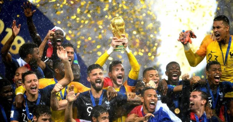 França campeã