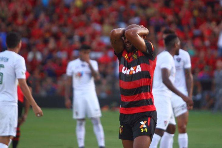 Sport 1 x 2 Fluminense