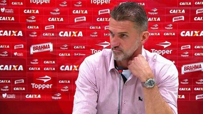 e8ad8740c1b06 CAIU! Vagner Mancini não é mais treinador do Esporte Clube Vitória!