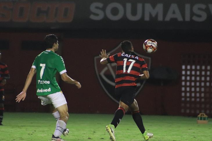Vitoria x Chapecoense campeonato brasileiro sub 23