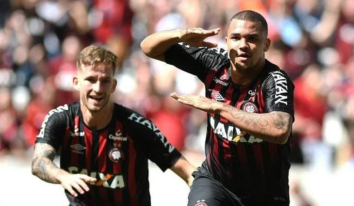 Atletico 3 x 0 Flamengo