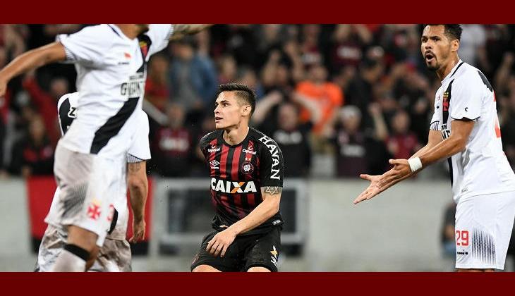 Atlético-PR 1 x 0 Vasco